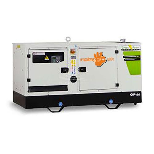 Generatore Trifase 25_100 KW