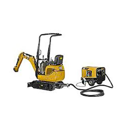 Mini-Escavatore Ql 10