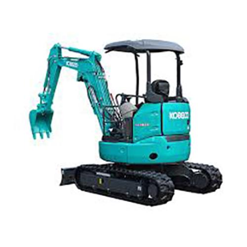 Mini-Escavatore Ql 16